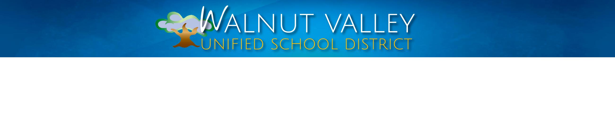 Walnut Valley Unified School District - School Nutrition And